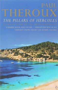 This is on the pile beside my bed waiting to be read. Hopefully it'll cheer me up in the dark winter: The Pillars of Hercules: A Grand Tour of the Mediterranean by Paul Theroux, http://www.amazon.co.uk/dp/0140245332/ref=cm_sw_r_pi_dp_jJWgsb1JRWADJ