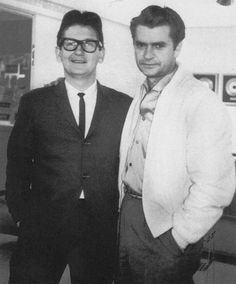 Roy Orbison y Sam Philips