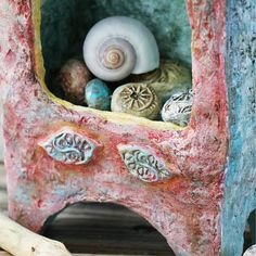 Shrine Cabinet The Lost Rose Large Memorial Spiritual