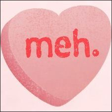 Meh Funny Anti Valentines Day T Shirt Valentines Day Shirts