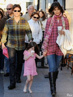 suri cruise in an adorable dress have to sew a dress with sleeves like these