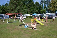 Camping gizycko plac zabaw dla dzieci