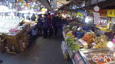 SEOUL WALK - The famous Jungbu Dried Goods Market #seoul #walk #korea #korean #southkorea #explore #discover #travel #tourism #asia #gopro #culture #city #urban #exploration