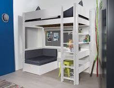 25 DIY Kids Furniture Plans is part of Loft bunk beds - There are great ideas on DIY kids furniture for their bedrooms, living rooms and even outdoors so the furniture can accommodate them in every Cute Bedroom Ideas, Cute Room Decor, Girl Bedroom Designs, Room Ideas Bedroom, Small Room Bedroom, Bedroom Decor, Bed Ideas, Teen Bedroom, Girl Bedrooms