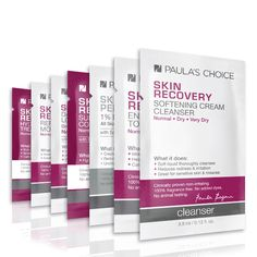 Skin Recovery Probenset by Paula's Choice