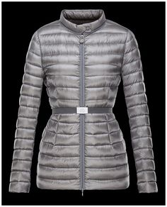 fe7ffbf962b5 doudoune moncler DAMAS veste hiver femme ceinture gris Doudoune Grise, Doudoune  Femme, Veste Hiver
