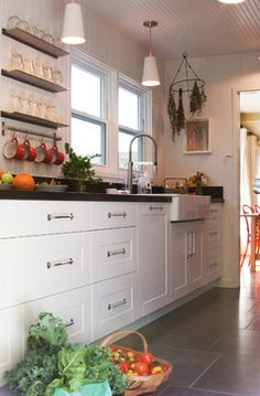 Amy A. Alper, Architect contemporary kitchen