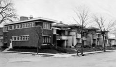 The American System Built homes in Milwaukee. From the Journal Sentinel archives.     http://www.jsonline.com/blogs/entertainment/111620099.html