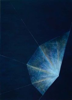 Available for sale from Michael Warren Contemporary, Eva Bovenzi, Blue Acrylic on canvas, 84 × 60 in Contemporary Art, Artsy, Celestial, Canvas, Artwork, Blue, Tela, Work Of Art, Auguste Rodin Artwork