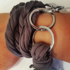 multiusos pulsera collar trapillo