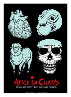 Alice In Chains ~ Portland 2009