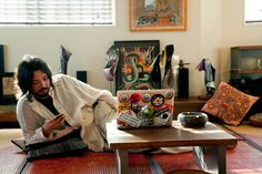 Freunde von Freunden — Akiyoshi Mishima — Artist and Fashion Designer, Apartment, Shibuya, Tokyo — http://www.freundevonfreunden.com/interviews/akiyoshi-mishima/
