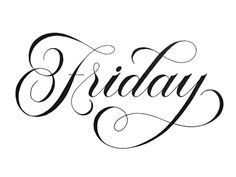 Friday  byTanya Cherkiz