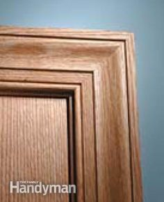 Perfect Trim on Doors, Windows and Base Moldings | The Family Handyman