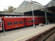 Retiro, tren Belgrano