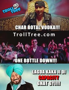 TrollTree.Com Is Providing the Latest & Most #Funniest Punjabi #Jokes & Pictures. Visit Our Site & View Daily View the #Punjabi #Jokes For Fun.