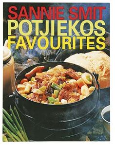 Potjiekos Favorites Recipe Book | Outdoor Warehouse | R189.95