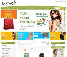 moda kapısı web tasarımı