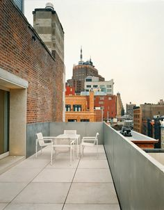 simplicity love: Tribeca Loft, New York | Trimble Architecture