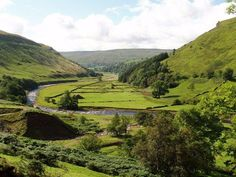 Swaledale, The Dales,