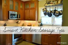 Organizing Life with Less: Smart Kitchen Storage Tips