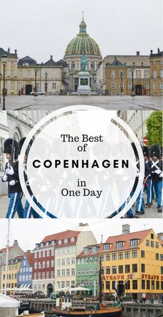 Copenhagen in 1 Day*** Copenhagen | Europe | Denmark | Things to do in Copenhagen | Must See Copenhagen | Copenhagen Guide | Little Mermaid | Castles