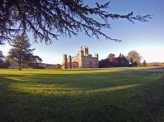 Daily Delight: Inside the Real Downton Abbey (http://blog.hgtv.com/design/2013/01/08/daily-delight-inside-the-real-downton-abbey/?soc=pinterest)