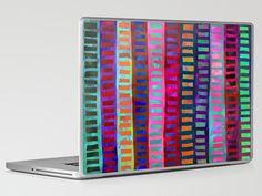 PATTERN {Geometric 001} Laptop Skin