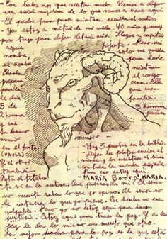 Guillermo Del Toro notebooks | art journals | Pinterest | Journal ...