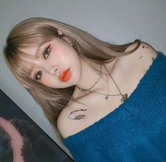 Pretty Korean Girls, Cute Korean Girl, China Girl, Korean Beauty, Asian Beauty, Japonese Girl, Ulzzang Makeup, Asian Eye Makeup, Ulzzang Korean Girl