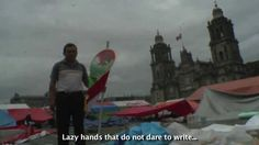 Rebel Land - We are called lazy! (English Subtitled)