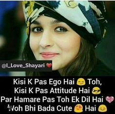 Best Attitude WhatsApp DP Girls Images in Hindi Girly Attitude Quotes, Good Attitude, Girly Quotes, Proud Quotes, Bff Quotes, Funny Quotes, Friendship Quotes, Whatsapp Dp Girls, Whatsapp Dp Images