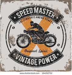motorcycle vector label - Google 検索