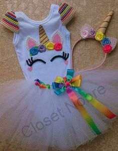 Cupcakes unicornio imagenes 31 New Ideas Unicorn Birthday Parties, Girl Birthday, Diy For Kids, Crafts For Kids, Unicorn Costume, Unicorn Crafts, Party Time, Diy And Crafts, Sewing Projects