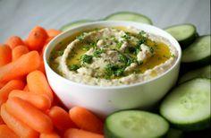Roasted Garlic White Bean Dip Recipe