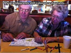 These grandparents not giving a hoot: