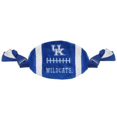 Pets First Collegiate Plush and Crinkle Flatty Football Pet Toy. - College Dog Toy. - NCAA Pet Toy ** You can get more details by clicking on the image. (This is an affiliate link and I receive a commission for the sales)