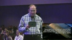 """WHAT We Do Happens Because of WHY We Should"" - 5.05.13 - Video sermon message by Pastor Ernie Myers during the 9:30am CROSSOVER Modern Worship Service. Message scripture -  Matthew 15:1-20  www.deepcreekbaptist.org"
