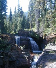 Best Waterfalls In Montana | Northwest Montana Top 10 Waterfalls | Lakeside Motel and Resort