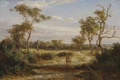 At Dromana, Victoria - Louis Buvelot