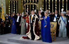 Dutch inauguration: best moments of the Netherlands as Willem-Alexander became king - hellomagazine.com