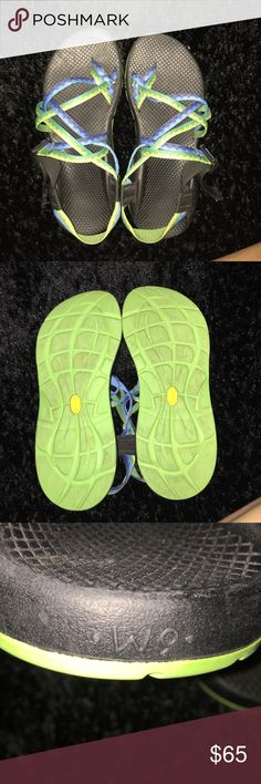 Women's Chacos ZX2 Yampa Sandals Excellent condition, comes with original box. No stains and barely any wear Chacos Shoes Sandals