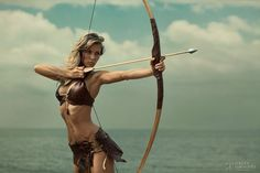 archer woman - Google Search