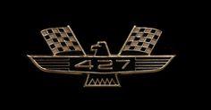 Ford 427 Fender Badge