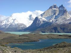 100 trips you must take in your life time - Marvel at the majestic scenery in Torres del Paine National Park in Patagonia, Chile.