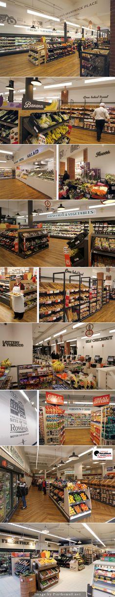 Sainsbury's opened their latest 'Super fresh' store in Shandwick Place, Edinburgh, on 16th November 2012. - created on 2014-09-13 14:33:03