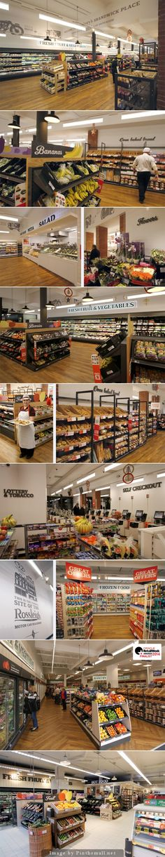 Sainsbury's opened their latest 'Super fresh' store in Shandwick Place, Edinburgh, on 16th November 2012. - created on 2014-09-13 14:33:03