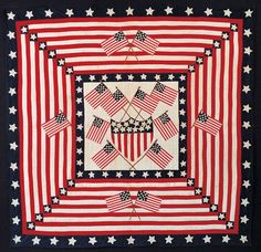 Quilt Inspiration: Let Freedom Ring
