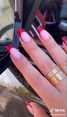 Les Nails, Polygel Nails, Swag Nails, Brown Acrylic Nails, Best Acrylic Nails, Edgy Nails, Trendy Nails, Cute Simple Nails, Nails Only