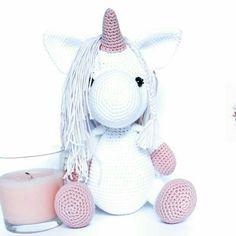 Plush unicorn, unicorn stuffed animal, nursery decor, baby shower gift, soft colours, perfect gift for her Perfect Gift For Her, Gifts For Her, Soft Colors, Colours, Unicorn Stuffed Animal, Crochet Baby Toys, Nursery Decor, Baby Shower Gifts, Plush